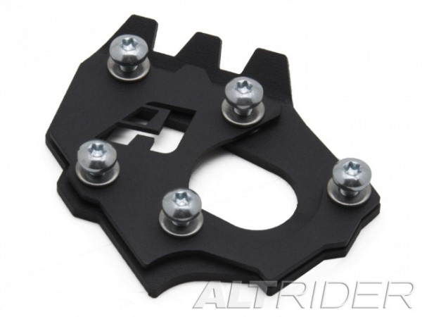 AltRider Side Stand Foot for the KTM 790 1050 1090 1190 1290 Adventure MY 2014 and up