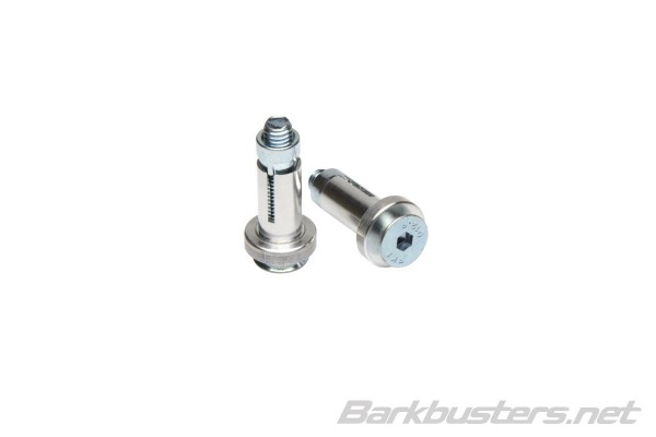 Barkbusters Bar End Mounting Kit 12mm