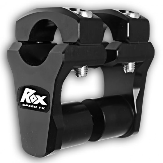 "ROX Pivoting Handlebar Risers 2"" for 1 1/8"" Fatbars"