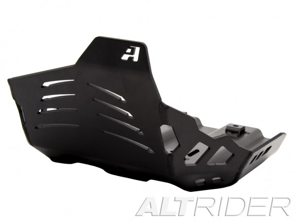 AltRider Skid Plate for BMW F 800 GS Adventure - Black