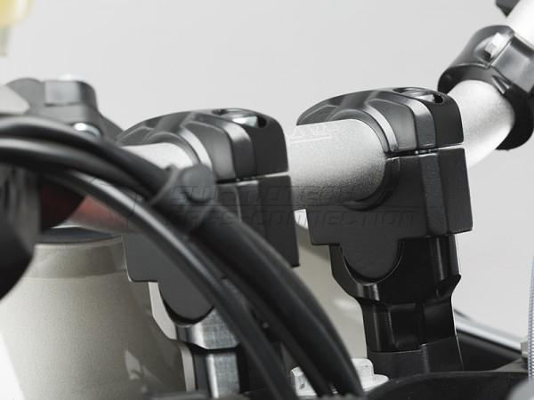 SW-MOTECH Lenkererhöhung Universal 30mm für 28,5 mm Lenker