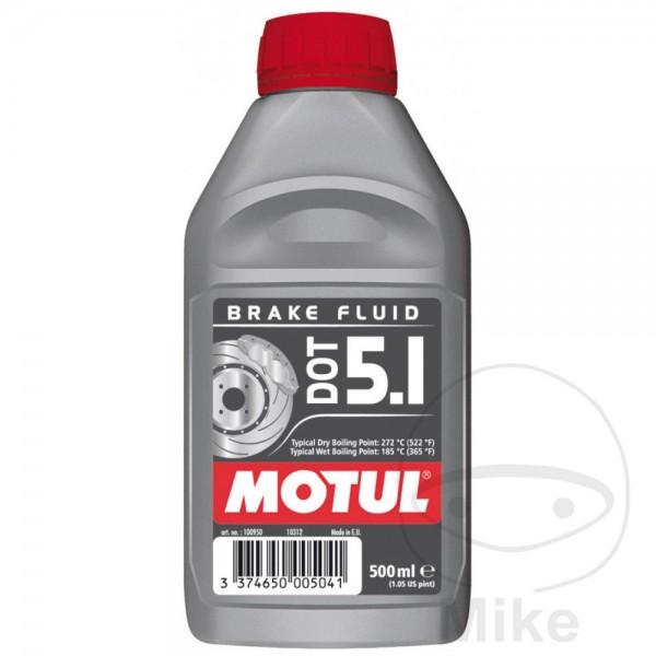 Motul Liquide de Frein DOT5.1 0.5 Litres