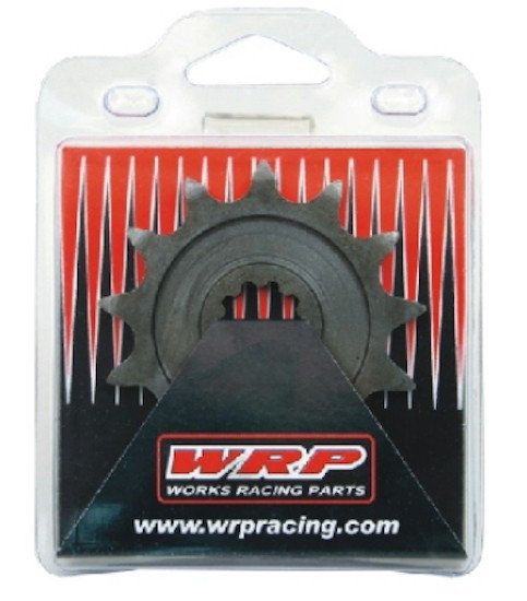 WRP Front Sprocket 520 Kawasaki KX-F 450 from 06