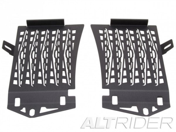 AltRider Radiator Guard for the BMW R 1200 GS Adventure Water Cooled 14 - 17