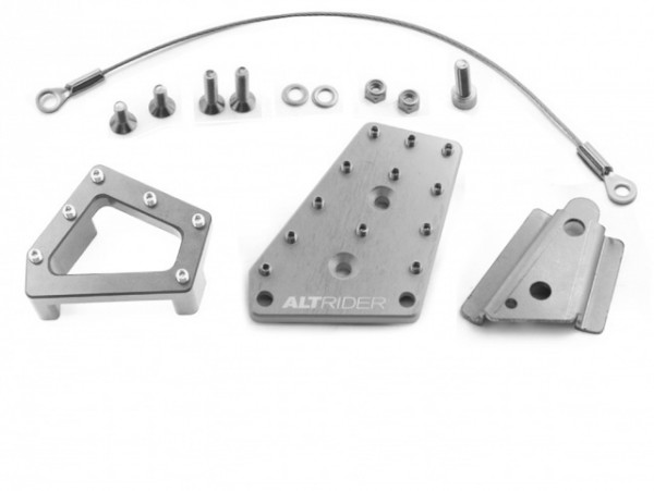 AltRider DualControl Brake System for the BMW R 1200 1250 GS Water Cooled