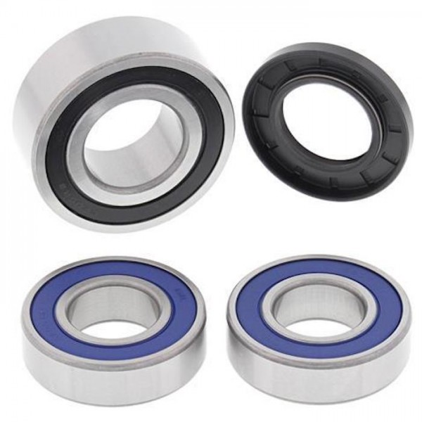 All Balls 25-1532 Rear Wheel Bearing Kit KTM 640 950