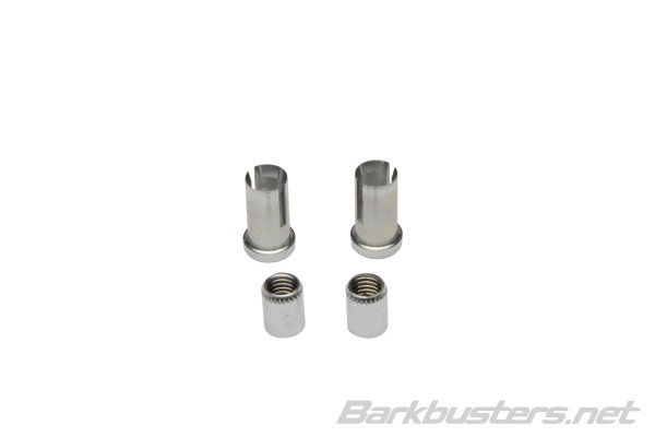 Barkbusters Bar End Mounting Kit 10 mm