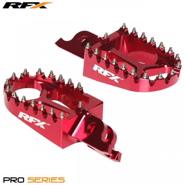 RaceFX RFX Pro Series CNC Fussrasten Honda