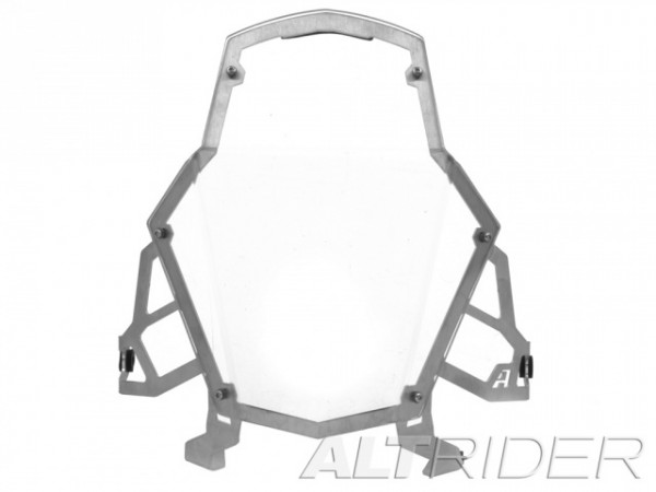 AltRider Clear Headlight Guard for the KTM 1050 1090 1190 Adventure/R