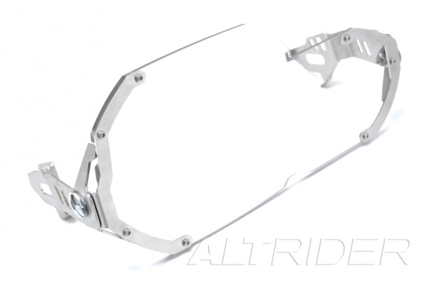 AltRider Lexan Headlight Guard Kit for the BMW F 800 GS