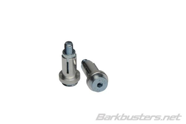 Barkbusters Kit de Fixation pour Embout de Guidon 14 mm