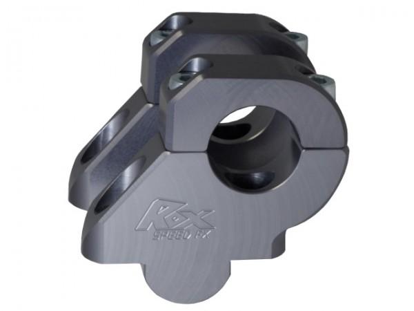 ROX Paire de Rehausses de Guidon 28,5mm