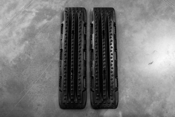 Rotopax Rototrax Traction Boards Plastic Set black