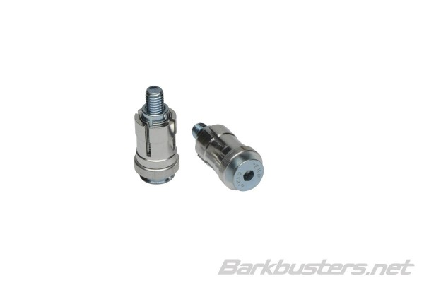 Barkbusters Bar End Mounting Kit 18mm