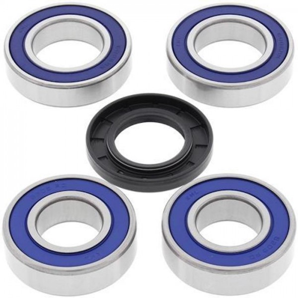 All Balls 25-1533 Rear Wheel Bearing Kit KTM 690 950 990 1190 1290 Husqvarna 701