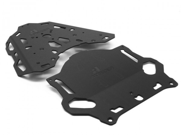 AltRider Luggage Rack System for the BMW R 1200 R 1250 GS + GSA LC