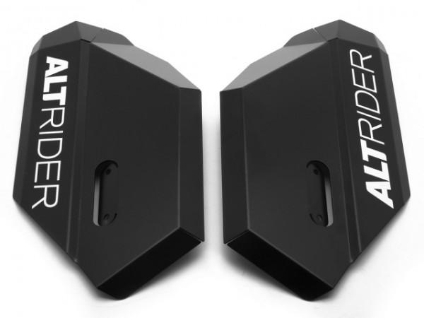 Altrider Fork Leg Guards Aluminum Yamaha XT1200Z Super Tenere black