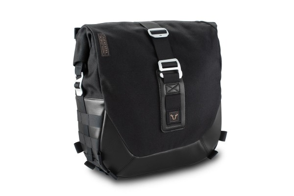 SW-Motech Legend Gear Side Bag LC2 - Black Edition 13.5 l left