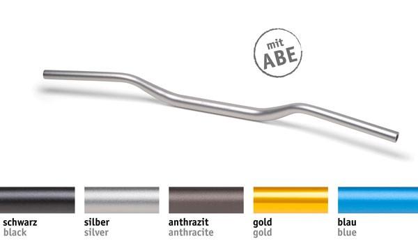 LSL Lenker Cross Bar, Typ X00, Aluminium