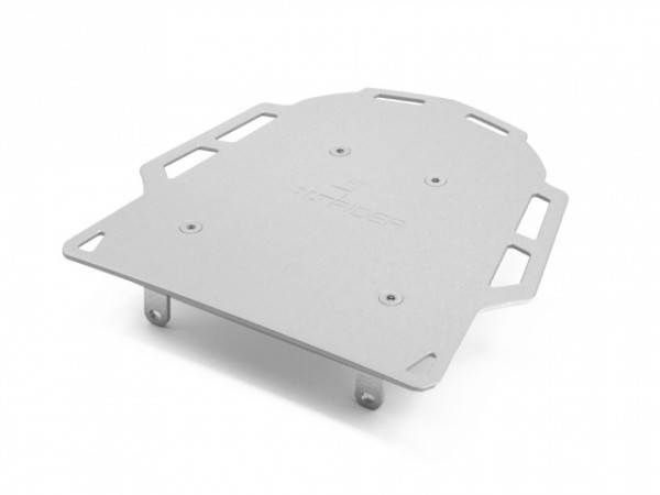 Altrider Plaque pour Porte-Bagages de Selle Passager Honda CRF1000L Africa Twin Standard 16-17