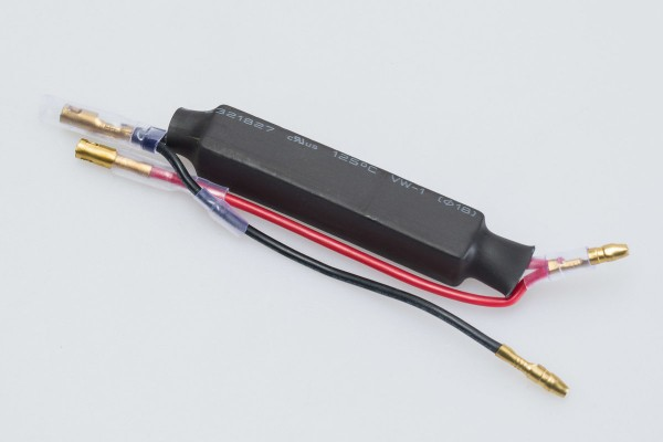 SW-Motech Widerstand-Set für 1 Watt LED-Blinker für Kobra-Handschalen