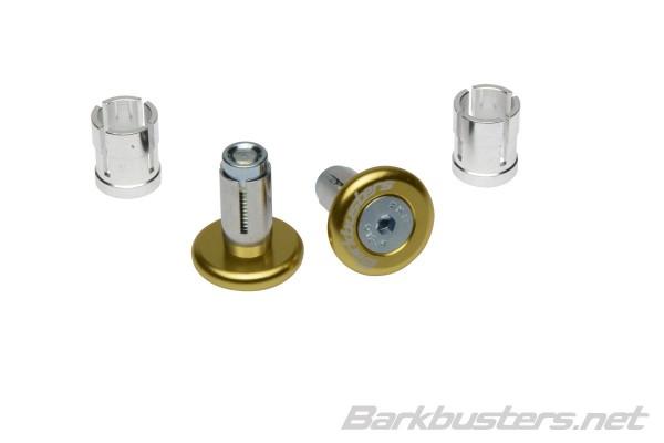Barkbusters Kit de Protection d'Embouts de Guidon